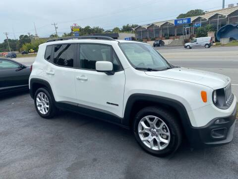 2018 Jeep Renegade for sale at Penland Automotive Group in Taylors SC