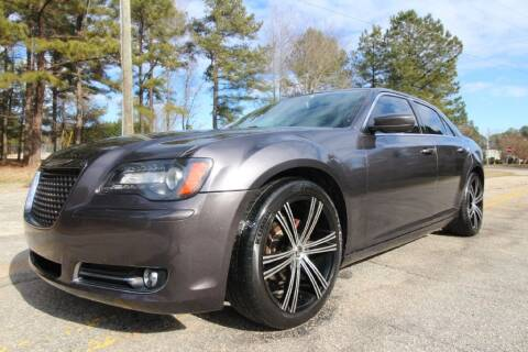 2013 Chrysler 300 for sale at Oak City Motors in Garner NC