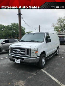 2008 Ford E-Series Cargo for sale at Extreme Auto Sales in Bryan TX