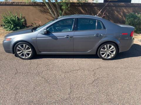 2005 Acura TL for sale at Premier Motors AZ in Phoenix AZ
