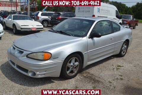 2002 Pontiac Grand Am for sale at Your Choice Autos - Crestwood in Crestwood IL
