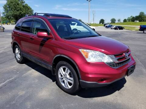 2011 Honda CR-V for sale at Ridgeway's Auto Sales in West Frankfort IL