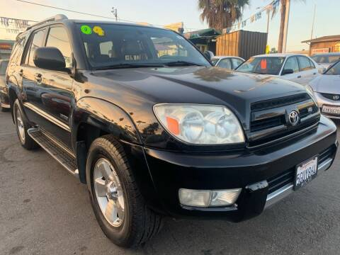 2004 Toyota 4Runner for sale at North County Auto in Oceanside CA