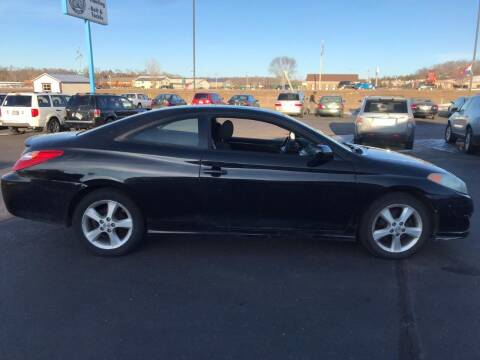 2004 Toyota Camry Solara for sale at Cannon Falls Auto Sales in Cannon Falls MN