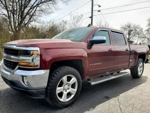 2016 Chevrolet Silverado 1500 for sale at Tennessee Imports Inc in Nashville TN