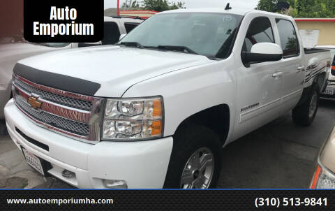 2013 Chevrolet Silverado 1500 for sale at Auto Emporium in Wilmington CA