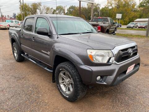 2014 Toyota Tacoma for sale at Truck City Inc in Des Moines IA