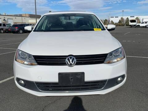 2012 Volkswagen Jetta for sale at Faith Auto Sales in Temecula CA