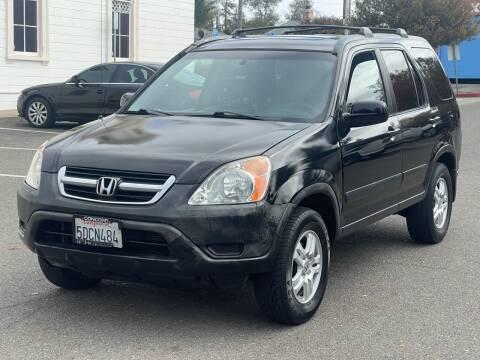 2003 Honda CR-V for sale at JENIN MOTORS in Hayward CA