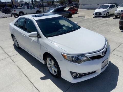 2012 Toyota Camry for sale at Hunter's Auto Inc in North Hollywood CA