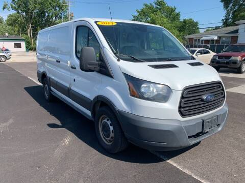 2015 Ford Transit Cargo for sale at Posen Motors in Posen IL