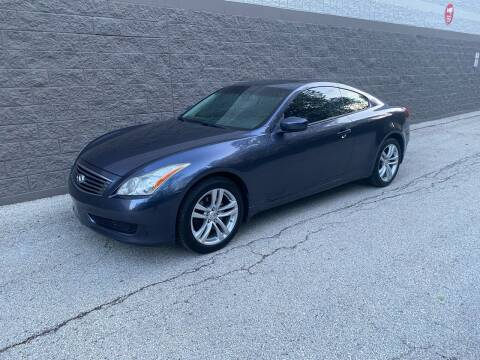2010 Infiniti G37 Coupe for sale at Kars Today in Addison IL