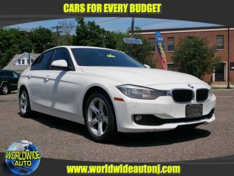 2013 BMW 3 Series for sale at Worldwide Auto in Hamilton NJ