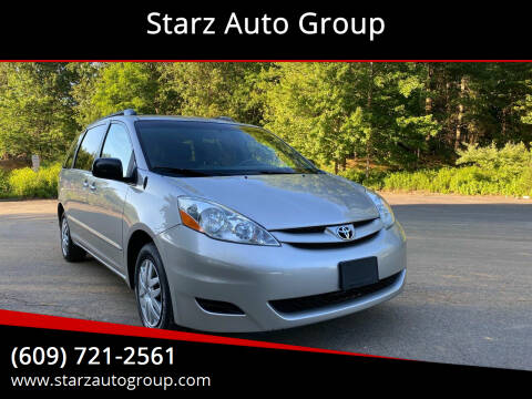2009 Toyota Sienna for sale at Starz Auto Group in Delran NJ