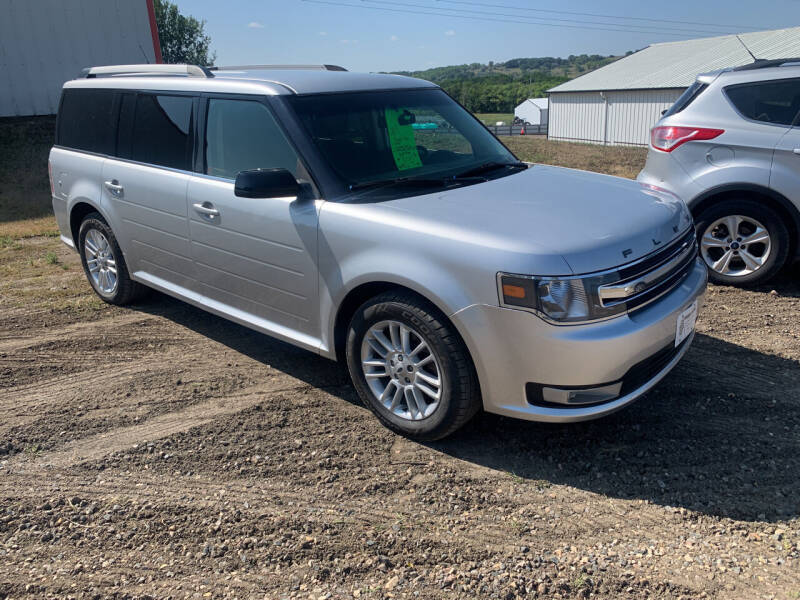 2013 Ford Flex for sale at TRUCK & AUTO SALVAGE in Valley City ND