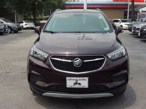 2018 Buick Encore for sale at Auto Finance of Raleigh in Raleigh NC