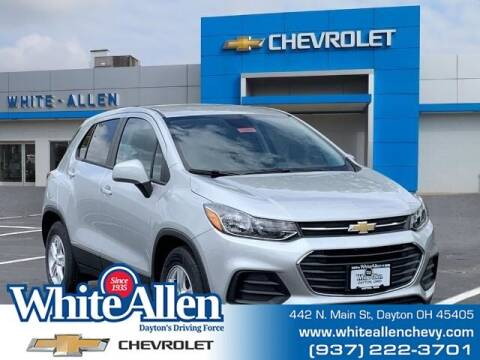 2020 Chevrolet Trax for sale at WHITE-ALLEN CHEVROLET in Dayton OH