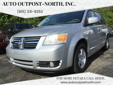 2010 Dodge Grand Caravan for sale at Auto Outpost-North, Inc. in McHenry IL