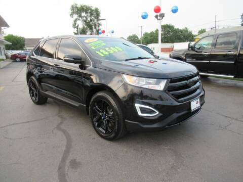 2016 Ford Edge for sale at Auto Land Inc in Crest Hill IL