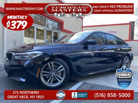 2018 BMW 6 Series for sale at European Masters in Great Neck NY