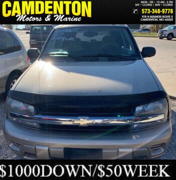 2006 Chevrolet TrailBlazer for sale at Camdenton Motors & Marine in Camdenton MO