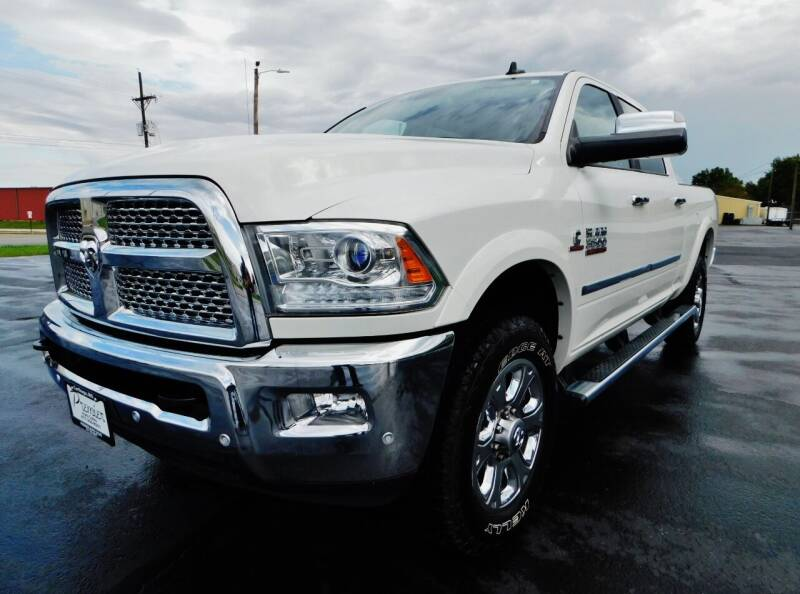 2017 RAM Ram Pickup 3500 for sale at PREMIER AUTO SALES in Carthage MO