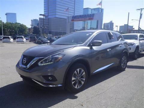 2018 Nissan Murano for sale at BEAMAN TOYOTA GMC BUICK in Nashville TN
