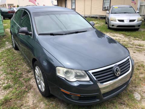 2010 Volkswagen Passat for sale at Castagna Auto Sales LLC in Saint Augustine FL
