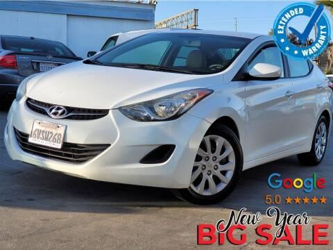2012 Hyundai Elantra for sale at Gold Coast Motors in Lemon Grove CA