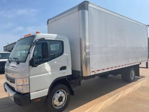 2021 Mitsubishi Fuso FEC9TS for sale at TRUCK N TRAILER in Oklahoma City OK