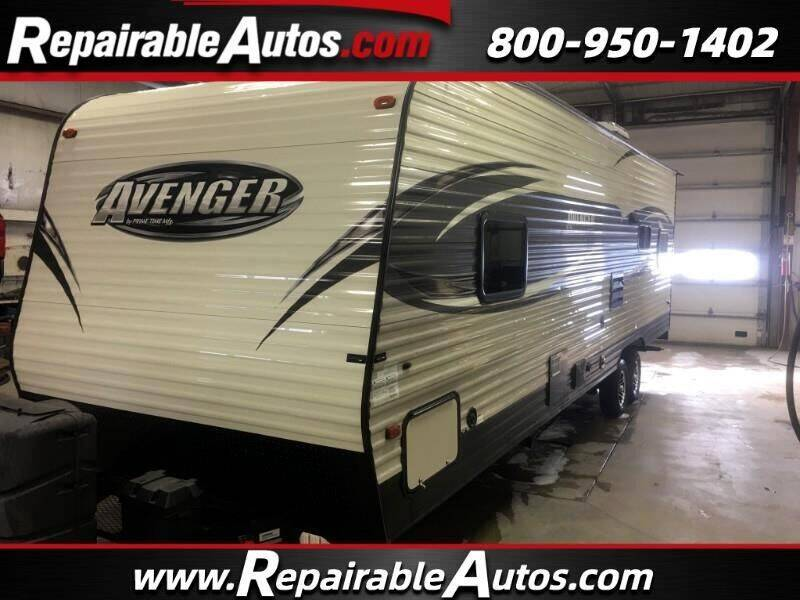 2017 Prime Time Avenger for sale at Ken's Auto in Strasburg ND