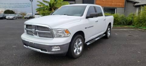 2011 RAM Ram Pickup 1500 for sale at Persian Motors in Cornelius OR