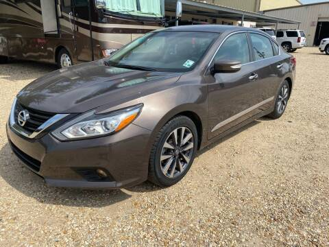 2016 Nissan Altima for sale at Community Auto Specialist in Gonzales LA