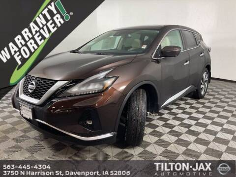 2021 Nissan Murano for sale at Virtue Motors in Darlington WI
