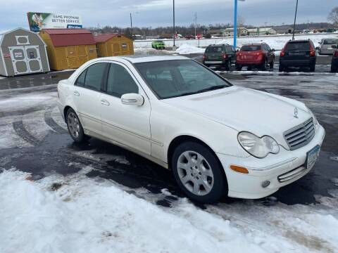2006 Mercedes-Benz C-Class for sale at Cannon Falls Auto Sales in Cannon Falls MN