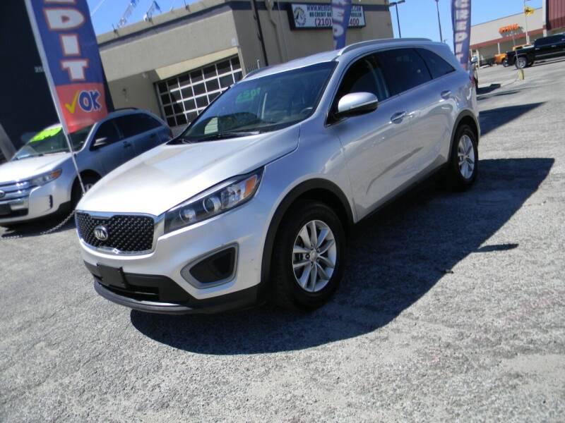 2016 Kia Sorento for sale at Meridian Auto Sales in San Antonio TX