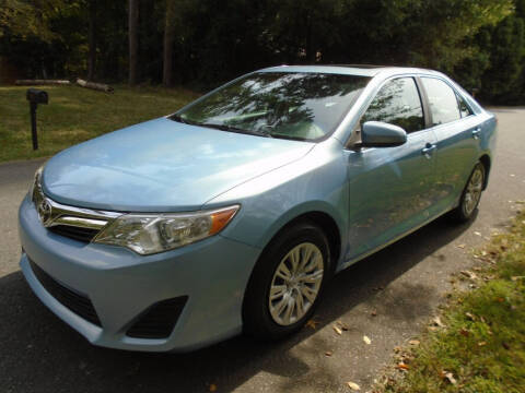 2012 Toyota Camry for sale at City Imports Inc in Matthews NC