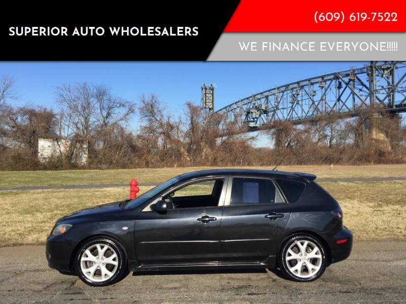 2009 Mazda MAZDA3 for sale at Superior Auto Wholesalers in Burlington City NJ