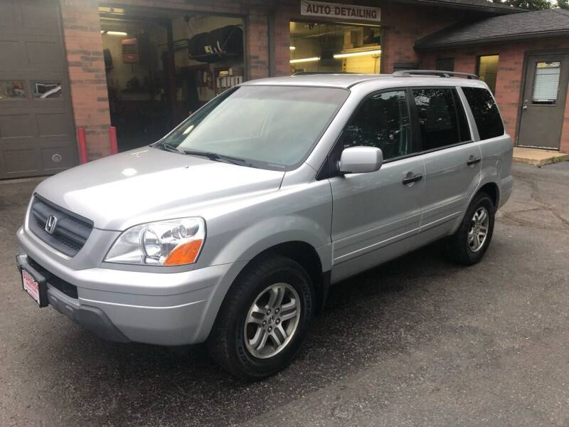 2004 Honda Pilot for sale at Superior Used Cars Inc in Cuyahoga Falls OH