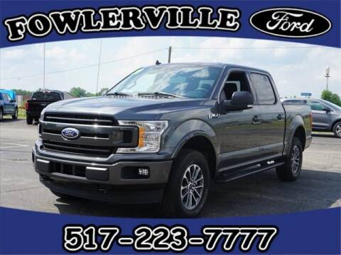 2020 Ford F-150 for sale at FOWLERVILLE FORD in Fowlerville MI