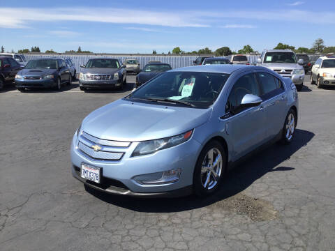 2013 Chevrolet Volt for sale at My Three Sons Auto Sales in Sacramento CA