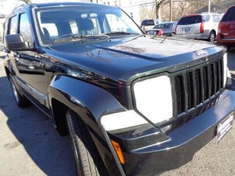 2012 Jeep Liberty for sale at Yosh Motors in Newark NJ
