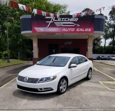 2013 Volkswagen CC for sale at Fletcher Auto Sales in Augusta GA