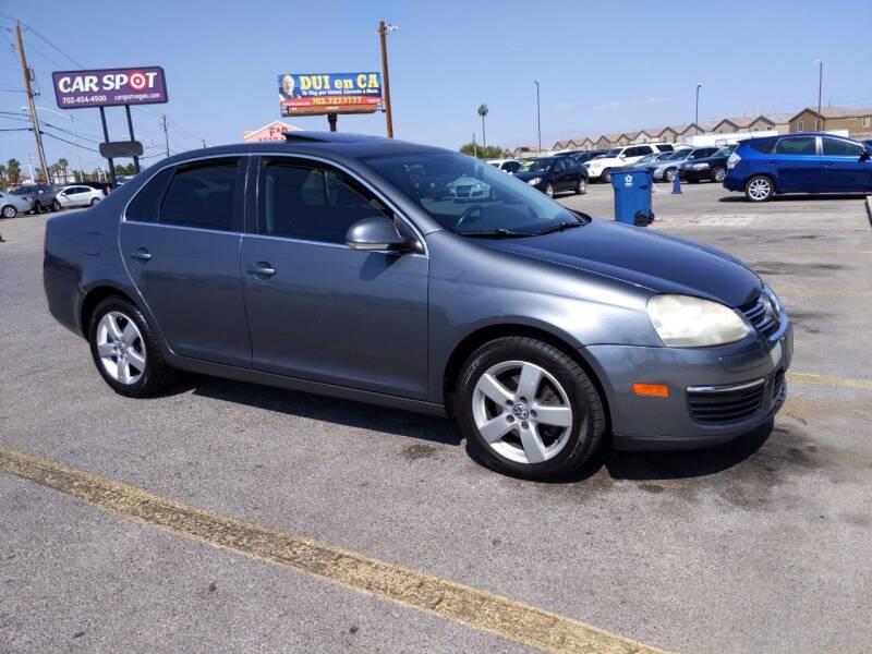 2009 Volkswagen Jetta for sale at Car Spot in Las Vegas NV