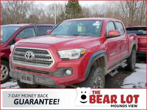 2017 Toyota Tacoma for sale at Rydell Auto Outlet in Mounds View MN