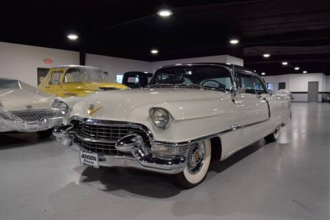 1955 Cadillac DeVille for sale at Jensen's Dealerships in Sioux City IA