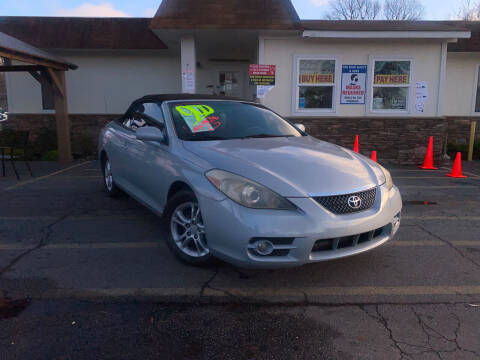 2007 Toyota Camry Solara for sale at Hola Auto Sales Doraville in Doraville GA