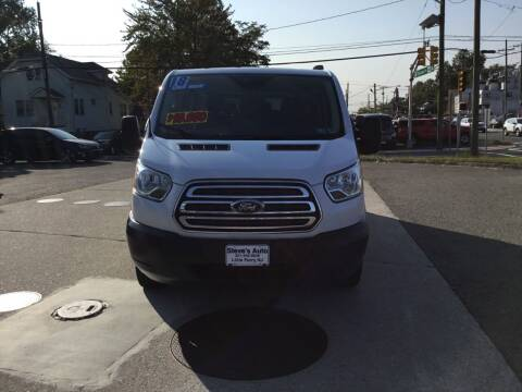 2018 Ford Transit Passenger for sale at Steves Auto Sales in Little Ferry NJ