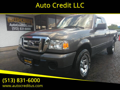 2009 Ford Ranger for sale at Auto Credit LLC in Milford OH