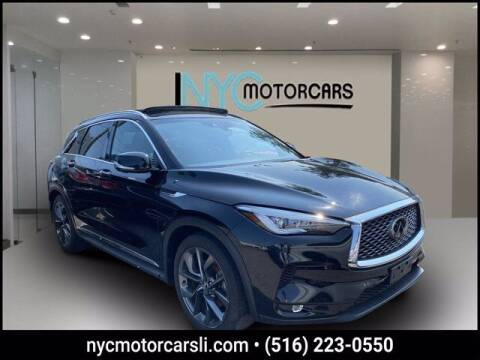 2019 Infiniti QX50 for sale at NYC Motorcars in Freeport NY